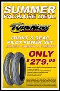 HaneyArt RideNow Powersports Summer Package Promotional Poster